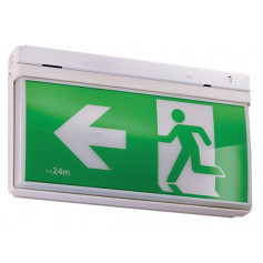 LED Exit & Emergency Light MULTI-FIT