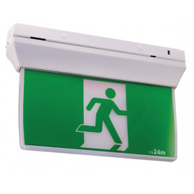 LED Multi-fit Slimline Exit & Emergency Light