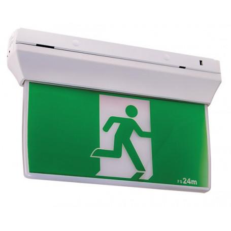 LED Exit & Emergency Light MULTI-FIT SLIMLINE