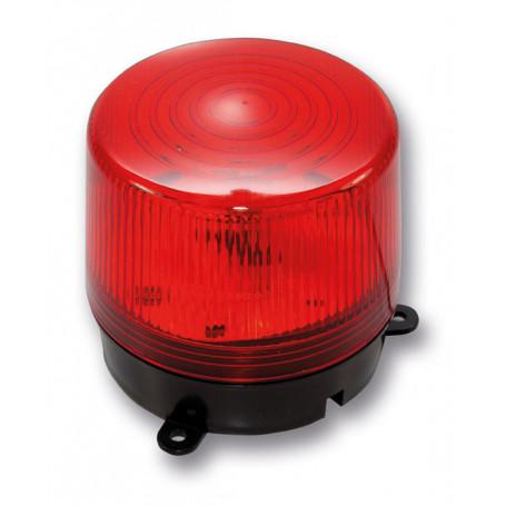 Red 24VDC Strobe