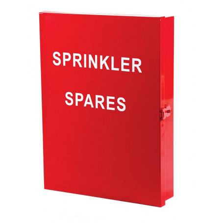 Sprinkler spares box