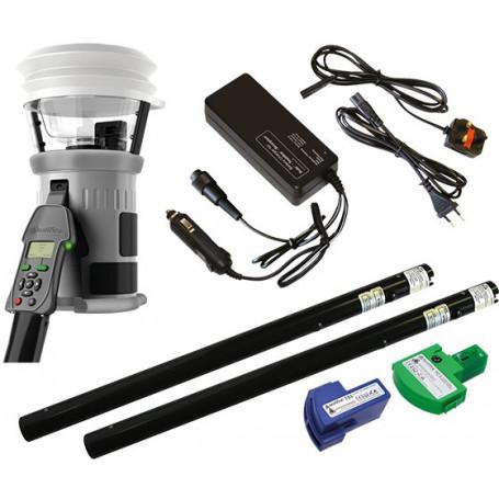 Testifire Smoke, CO & Heat Head Kit - Testifire 2001