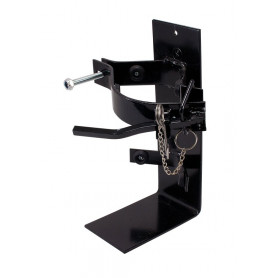 Vehicle Bracket - Heavy Duty - 2.5KG - Black
