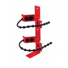 Vehicle Bracket - Rubber Strap - 2.5KG