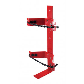 Fire Extinguisher Vehicle Bracket - Rubber Strap - 9.0KG