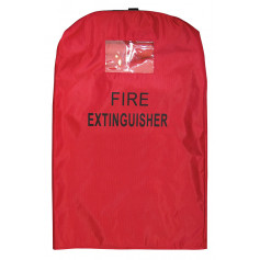 Window Vinyl Extinguisher Cover (suitable for 9kg extinguishers)