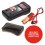12V Battery Tester with Protective Carry Case