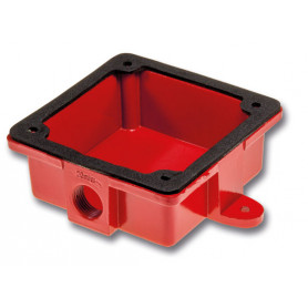 Backing Box for Red Fire Bell