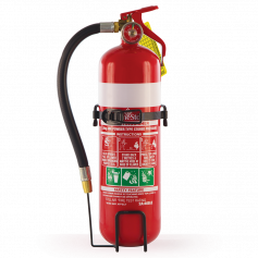 FlameStop 2.0kg - BR Model ABE Powder Type Portable Fire Extinguisher