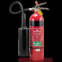 FlameStop 3.5kg CO2 Type Portable Fire Extinguisher