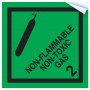 Dangerous Goods - Freight Sticker