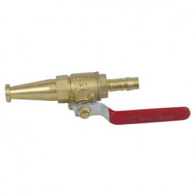 13mm Brasss Nozzle with Lever
