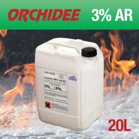 Orchidee AR-AFFF Alcohol Resistant Foam 20L Drum