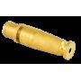 Hose Reel Nozzle - Twist - Brass 25mm