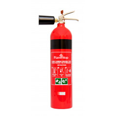 FlameStop 5.0kg CO2 Nozzle Type Portable Fire Extinguisher