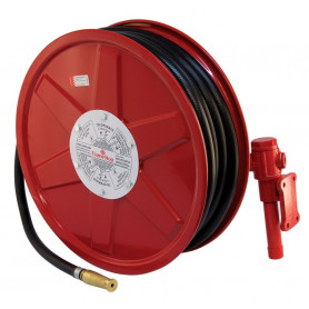 FLAMESTOP Hose Reel 19mm x 36m Swing Arm