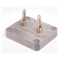 Electrical Isolation Mount for Brackets