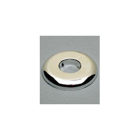 65mm WHITE PLASTIC WALL PLATE (FLR/CLG)