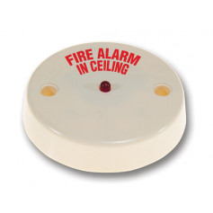 Fire Alarm in Ceiling