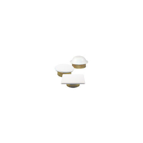 CVR ASSY MIRAGE CNCLD. WHITE. 74C. 70mm