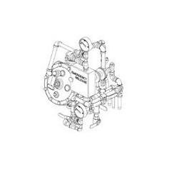 TRIM. 65 & 80mm CONV DELUGE VERT GALV