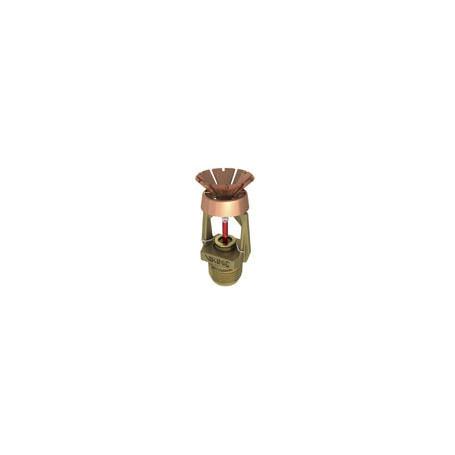 SPRAY NOZZLE M 1/2 150 DEG BRASS 141C