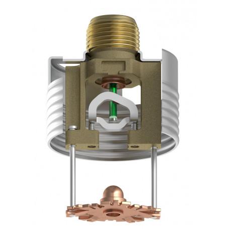 VK494 - Residential Concealed Glass Bulb Pendent Sprinkler (K4.9)