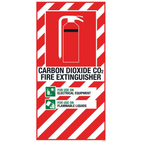CO2 Blazon Small 210 x 410mm