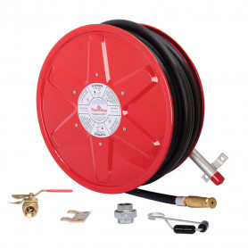 FLAMESTOP Hose Reel 50m x 19mm