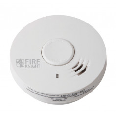 Photoelectric Smoke Alarm 10 Year Lithium Battery Stand Alone Operation