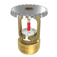 VK3501 - Quick Response Upright Sprinkler (K8.0)