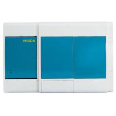 VESDA LaserPLUS - FIRE & OK LED's