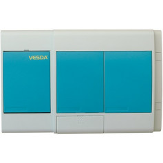 VESDA LaserSCANNER - BLANK PLATES - 12 RELAYS