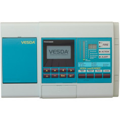 VESDA LaserSCANNER - Blank, PROGRAMMER & DISPLAY - 12 Relays fitted