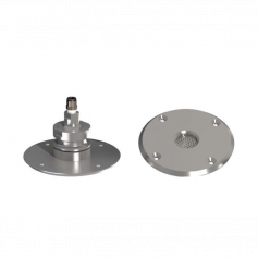 Tamper Proof Stainless Steel Sampling Point to suit 8mm Tube