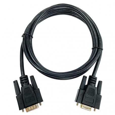 VESDA 9 Pin Serial 1.8m Cable