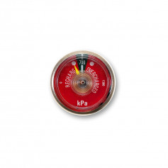 700kPa Large Face Gauge
