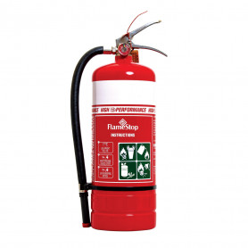 FlameStop 4.5kg ABE Powder Type Portable Fire Extinguisher