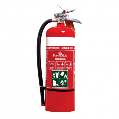 FlameStop 4.5kg Heavy Duty High Performance ABE Powder Type Portable Fire Extinguisher