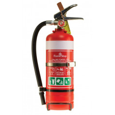 FlameStop 2.0kg ABE Powder Type Portable Fire Extinguisher