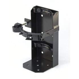 Heavy Duty - Black Powder Coated Bracket 2.5kg