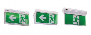 LED Exit Lighting