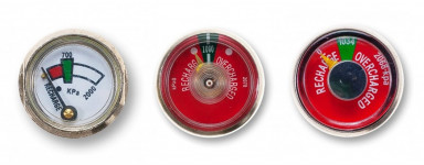 Extinguisher Gauges