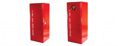 Fibreglass Extinguisher Cabinets