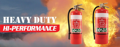 High Performance Heavy Duty Extinguishers
